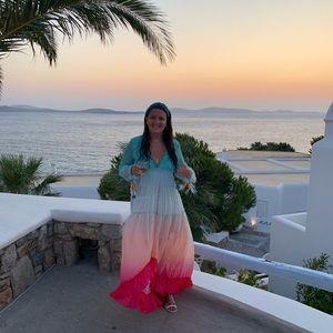 Dresses & Skirts - Ombré Maxi Dress